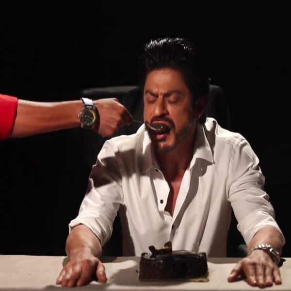 Image result for shahrukh khan eating