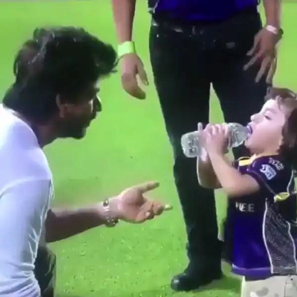 Image result for shahrukh khan little girl