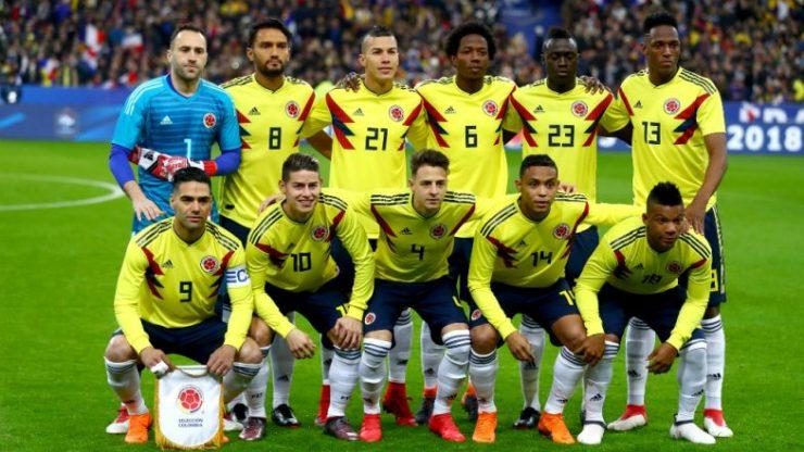 DÇ 2018  Kolumbiya ile ilgili görsel sonucu