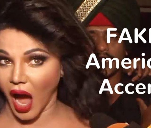 Rakhi Sawants Fake American Accent Shows How Bollywood Celebs Act In Parties Watch
