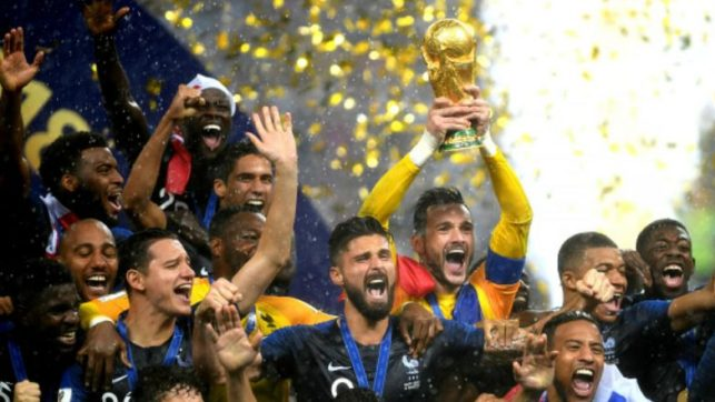 Image result for france lift wc trophy
