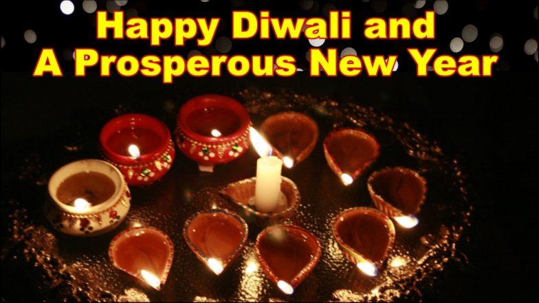 happy diwali prosperous new
