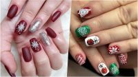 Christmas 2018 Nail Art Designs: From Christmas Tree to ...