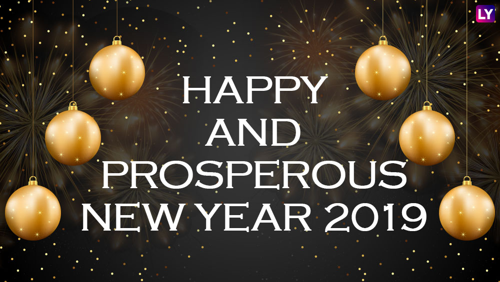 happy and prosperous new