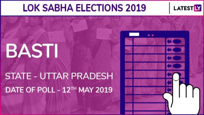 Basti Lok Sabha Electoral College in Uttar Pradesh: Candidates, current MP, date of voting and election results 2019