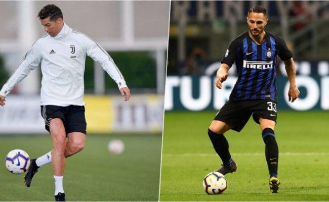 Inter Milan Vs Juventus Italian Serie A 2018 19 Live