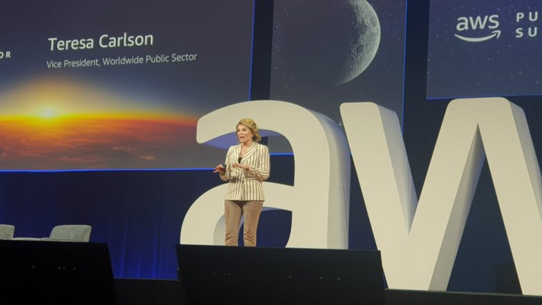 Teresa Carlson 784x441 - Narendra Modi Building Cloud-First Approach to Empower Indians, Says AWS Vice President Teresa Carlson