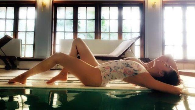 Hotness Alert! Uttaran Fame Tina Dutta Hypnotises Fans in Sexy One-Piece  Bikini - newsdezire