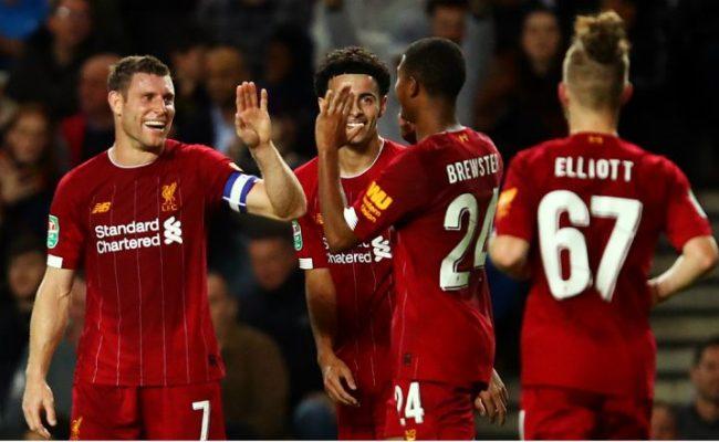 Sheffield United Vs Liverpool Premier League 2019 20 Free