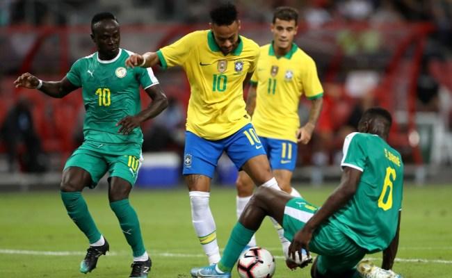 Brazil Vs Senegal International Friendly 2019 Goal Video