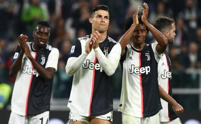 Juventus Vs Genoa Italian Serie A 2019 20 Free Live