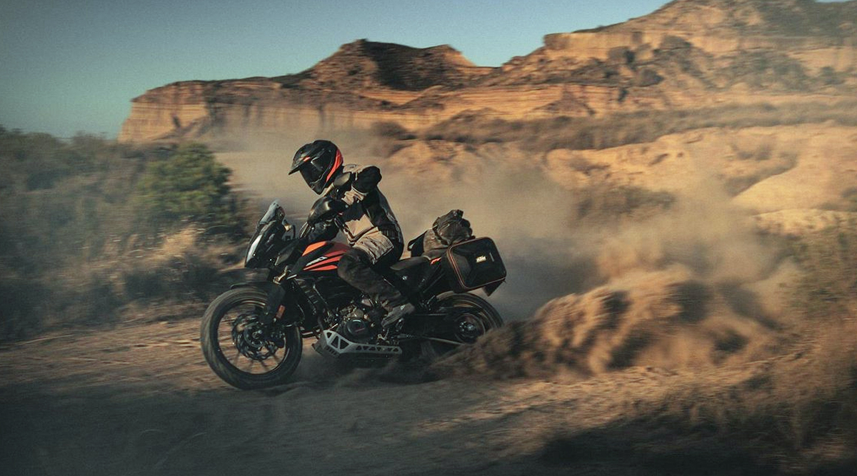 35 - KTM 390 Adventure, KTM 250 Adventure Motorcycles India Launch Today At 2019 India Bike Week