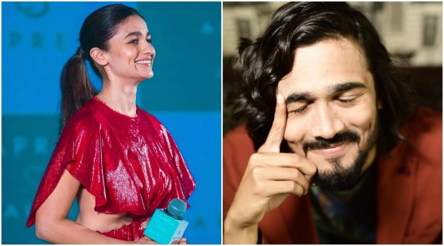 YouTube Star Bhuvan Bam asks his 'Crush' Alia Bhatt on a Coffee Date After His New Picture Reminds Netizens of the 'Raazi' Actress