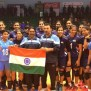 South Asian Games 2019 Indian Women S Volleyball Team