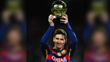 Lionel Messi For Ballon D Or Award 2019 3 Reasons Why