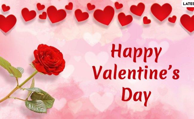 Happy Valentine S Day 2020 Wishes In Advance Whatsapp