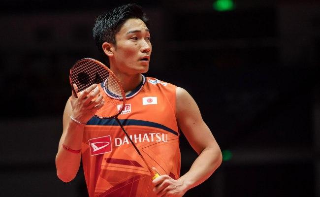 Badminton World Number One Kento Momota Injured In Road