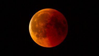 Penumbral Lunar Eclipse Chandra Grahan Of January 2020
