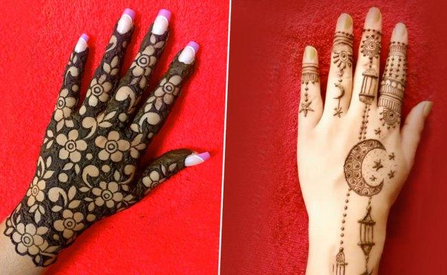 Festivals Events News Eid Al Fitr 2020 Mehendi Designs