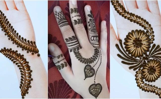 Festivals Events News Eid Ul Fitr 2020 Mehendi Designs