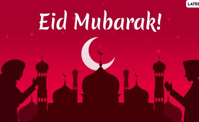 Happy Eid Al Fitr 2020 Greetings Whatsapp Stickers Gifs
