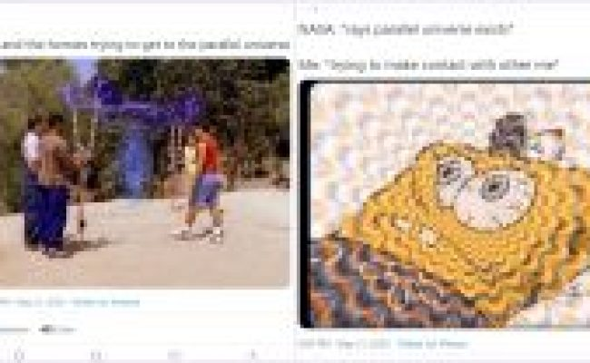 Nasa Has Not Found Parallel Universe Yet But Netizens