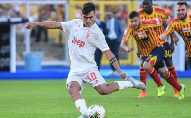 Juventus Declares 20 Member Squad For Match Against Lecce