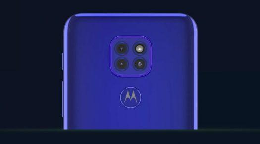 मोटो जी 9 स्मार्टफोन
