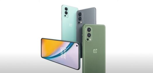 OnePlus Nord 2 Colours
