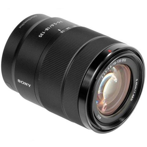 Sony E 18-135mm f/3.5-5.6 OSS Lens (SEL18135)   Novafotograf.com