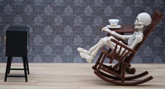 How your sedentary life affects your bones  Read Health