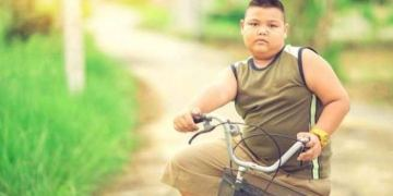 Obesity danger: Less active infants more likely to become obese later in life
