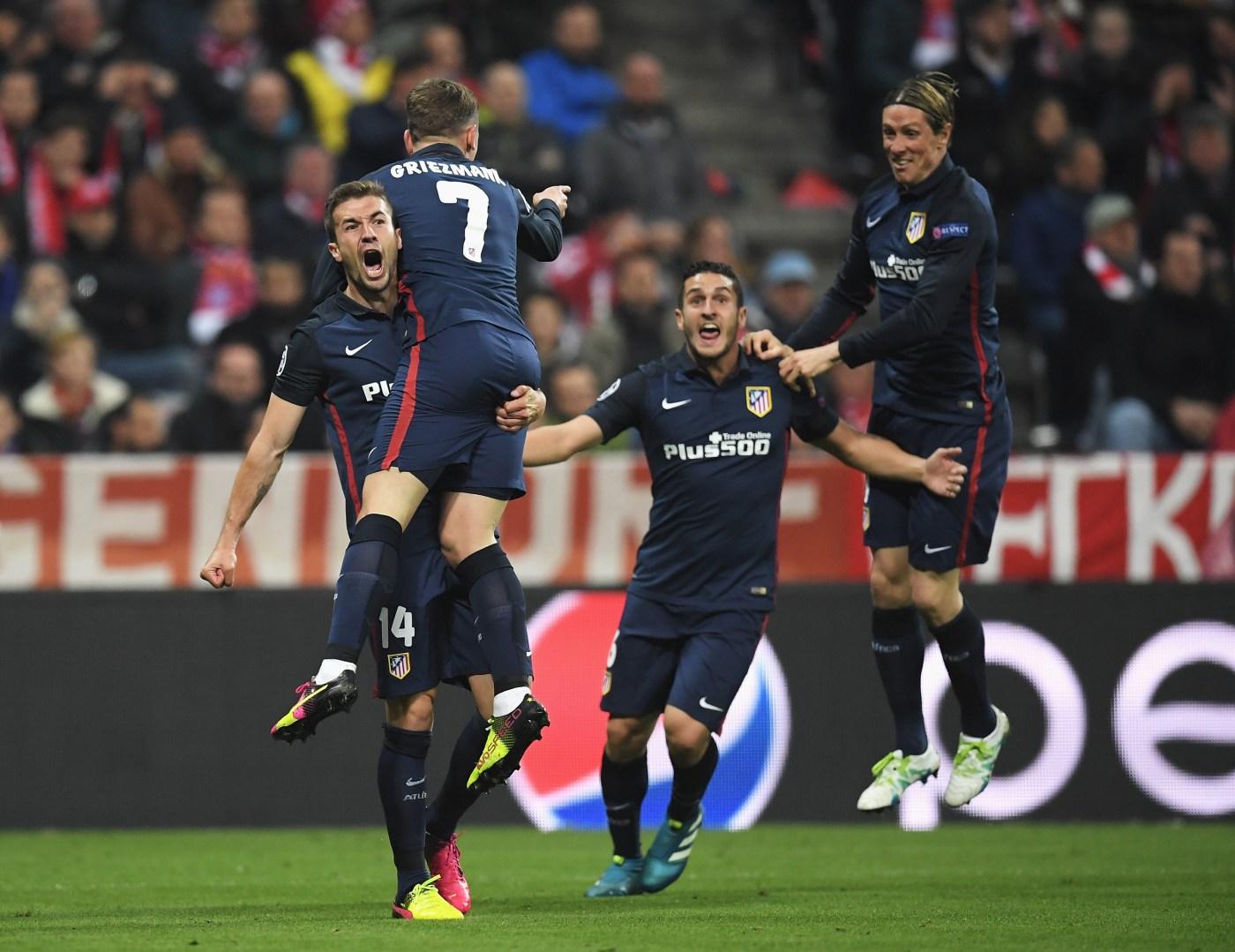 El Atlético de Madrid echa al Bayern con gol de Griezmann y va a la final  de la Champions   Deportes UEFA Champions League   TUDN Univision