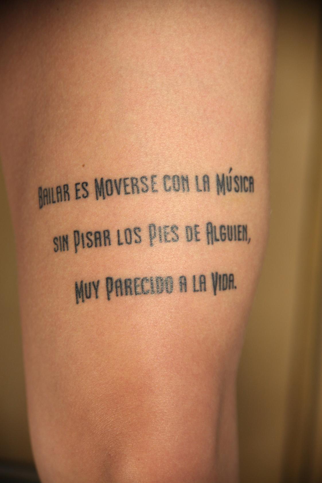 Las Historias Detrás De Los Tatuajes De Greeicy Rendón Realities