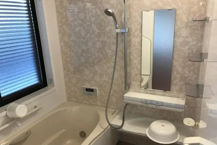 浴室 鏡 曇り