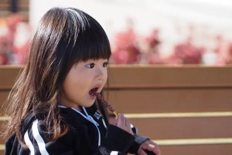 チョコレート 子供 何歳