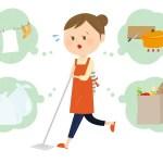 家事の手抜きのコツ!料理・掃除・洗濯の時短と効率よくする方法