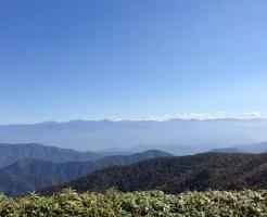 富士見台高原 登山