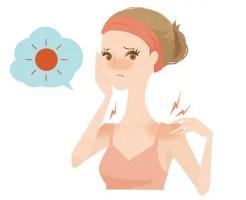 日焼け 痛い 対処法 皮膚 ケア