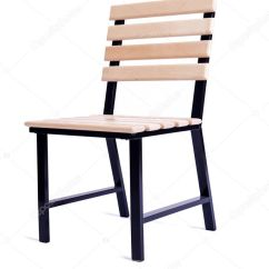 Chairs For Kitchen Cabinet Colors Paint 花园的厨房的椅子上 在白色背景上孤立 图库照片 C Elnur 118446982