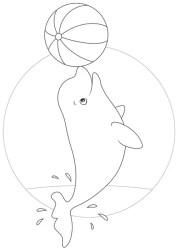 ᐈ Cartoon beluga whales stock images Royalty Free beluga cliparts download on Depositphotos®