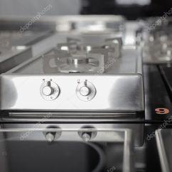 Kitchen Aid Range Cabinet Kits Sale 厨房范围视图 图库照片 C Bepsimage 88037018
