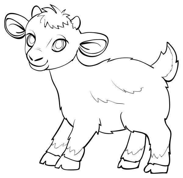 Sheep — Stock Vector © Kopirin #34301947