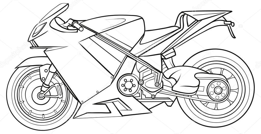Desenhos Para Colorir De Carros Rebaixados
