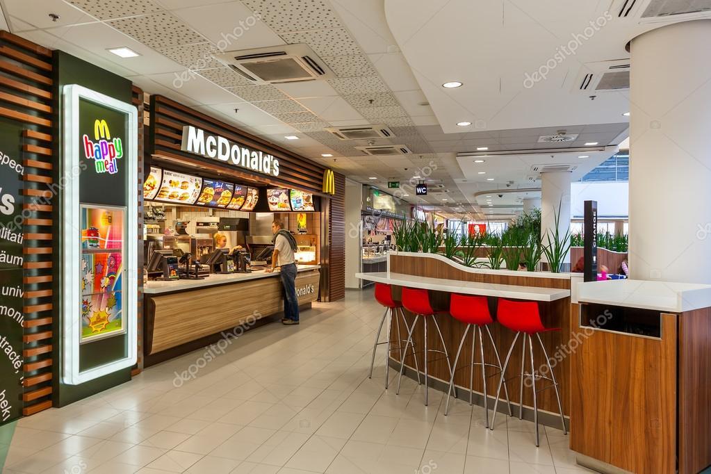 Fast Food Restaurant Interior Design