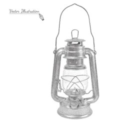 ᐈ Oil lamp clip art stock images Royalty Free paraffin lamp vectors download on Depositphotos®