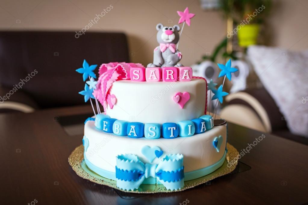 Birthday Cakes Dubai ~ Birthday cake for baby boy images the best cake of