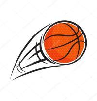 Dibujos: dibujo pelota baloncesto | Vuelo de la bola de ...