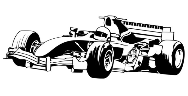 F1 car outline Stock Vectors, Royalty Free F1 car outline