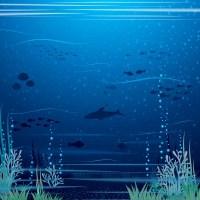 Submarine window Stock Vectors, Royalty Free Submarine ...